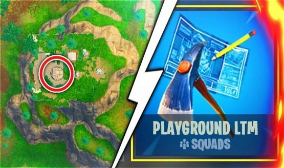 Fortnite's Playground LTM has finally been re-enabled
