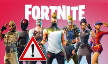 Fortnite servers Down