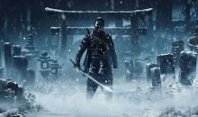 Ghost of Tsushima PS4 inspiration
