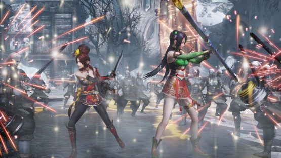 Warriors Orochi 4 Gameplay Footage Shows New Character Athena