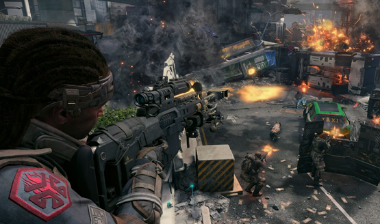 Restaurant Lawak: Second Call of Duty: Black Ops 4 Beta Now Live