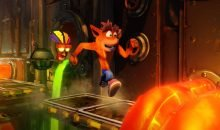 UK sales chart ruled by Crash Bandicoot