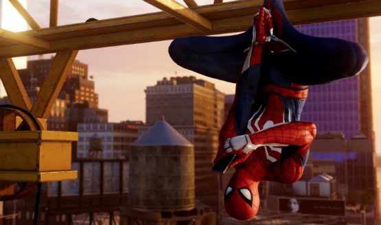 New 'Spider-Man PS4' Trailer Spotlights Spidey's Combat Abilities