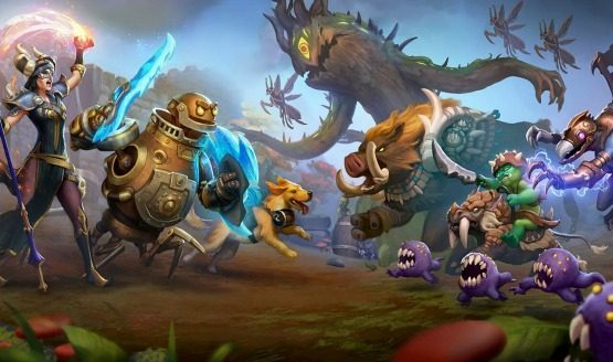 Torchlight Frontiers Trailer