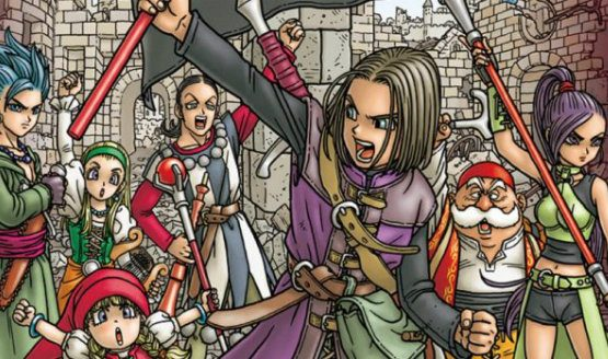 dragon quest 11 review