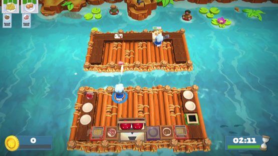Overcooked 2 co-op tips