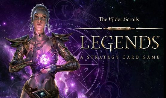 The older scrolls legends ps4