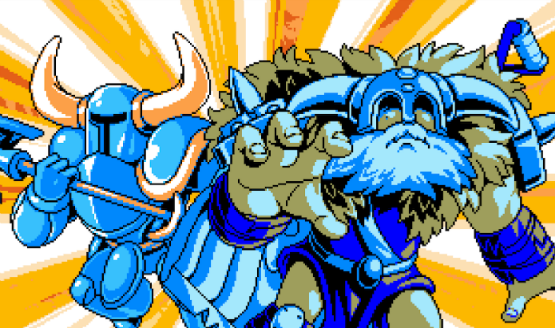 shovel knight physical release