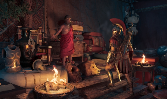 assassins creed odyssey tombs