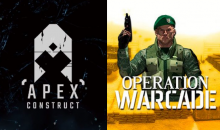 Apex construct operation warcade video game giveaway