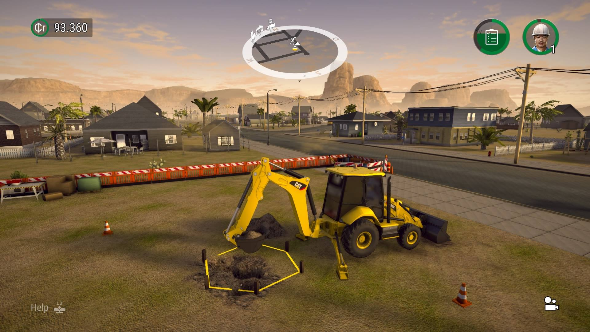 construction simulator 2 ps4 review hard hat not required. Black Bedroom Furniture Sets. Home Design Ideas
