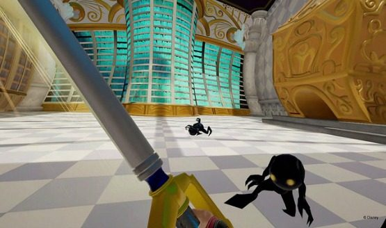 Wield Your Keyblade in the Newly Announced 'Kingdom Hearts: VR Experience'