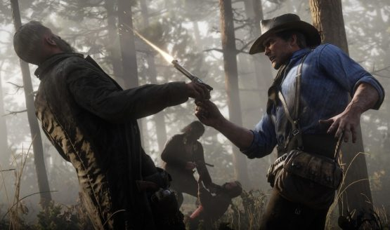 red dead redemption 2 choices