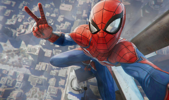 spider man ps4 launch