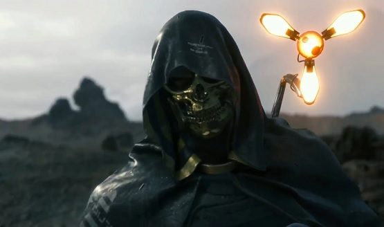 death stranding characters