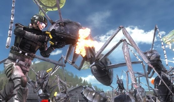 earth defense force 5 release date