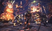Monster Hunter World Autumn Harvest Festival