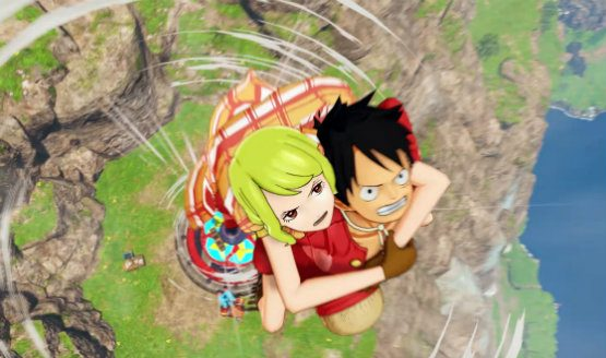 new one piece world seeker trailer