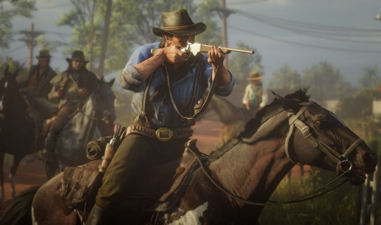 red dead redemption 2 first person