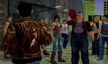 Shenmue 1 and 2 PS4 Patch