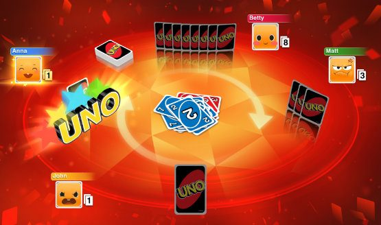 uno PS4 PlayLink