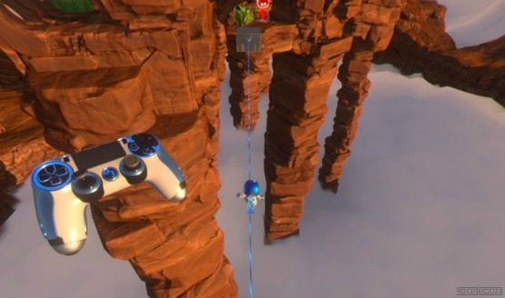 Astro Bot Rescue Mission Gameplay