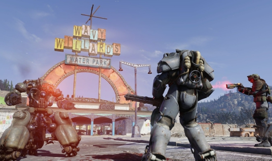 Fallout 76 Live Action Launch Trailer and More ANZ Beta Dates