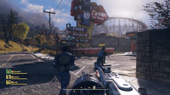 Fallout 76 Online Will Adapt To Players' Needs