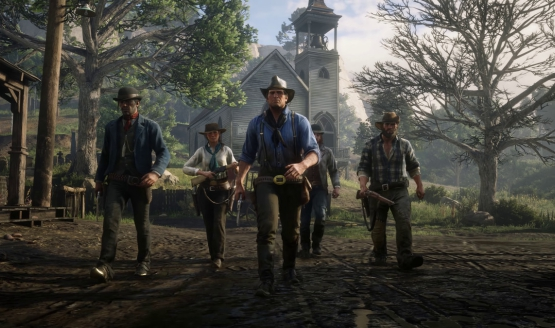 red dead redemption 2 images