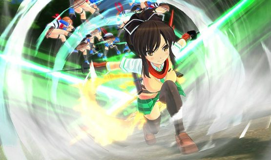Senran Kagura Burst Re:Newal Delayed to Remove Intimacy Mode