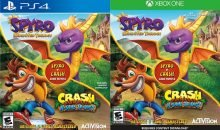 spyro and crash trilogy bundle