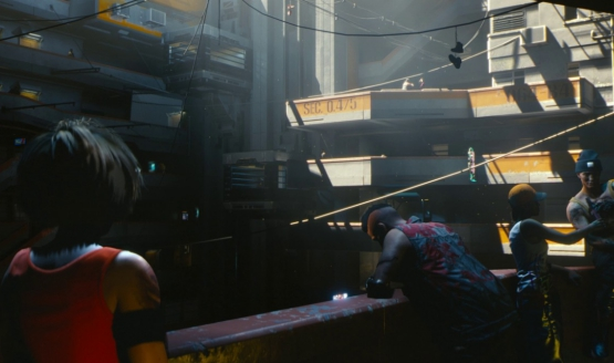 CD Projekt RED Dev Offers a Glimpse Into Cyberpunk 2077's Night City Districts