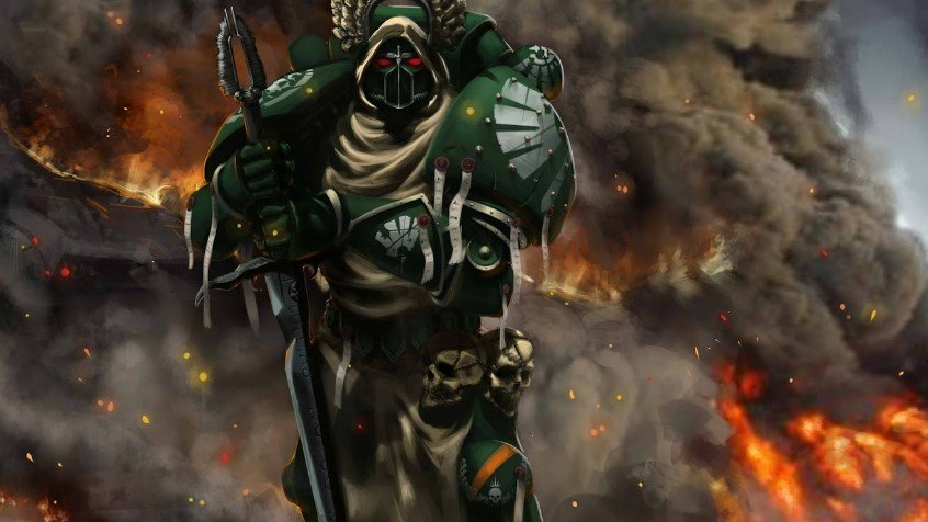 A Little Look at Lore: Examining the Deathwing of Space Hulk: Deathwing