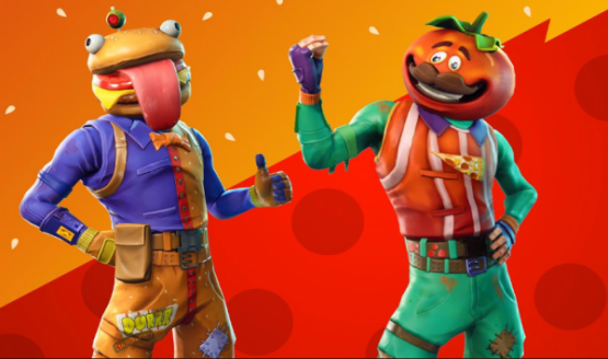 Fortnite Update 6.3 Will Settle the Pizza vs Burger Debate with Food Fight LTM