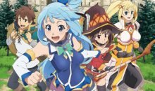 KonoSuba video game