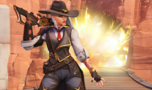 Overwatch Update patch notes ashe