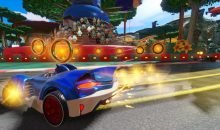 team sonic racing video