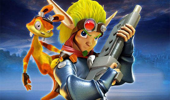 jak and daxter ps4 physical