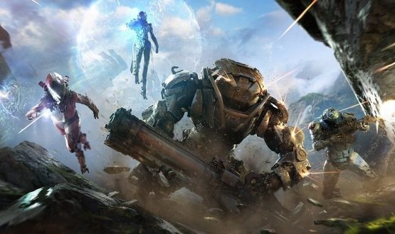 Try Anthem Early With a January 25th VIP Demo