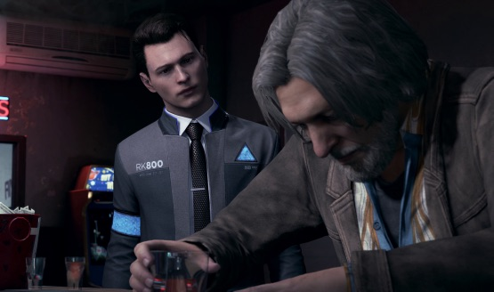 David Cage Teasing 'Exciting' Plans for 2019, Fans Think It's Detroit: Become Human Connor DLC