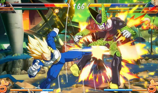 Dragon Ball Fighterz best Fighting game