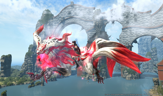 final fantasy 14 update release date announced for 4 5 patch