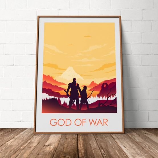Christmas Gifts for God of War Fans