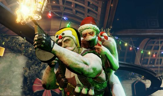 killing floor 2 Christmas 2018