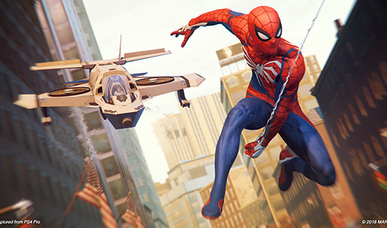 Marvels Spider-man silver lining review