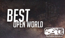 PSLS Game of the Year Awards 2018 Best Open World