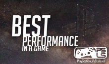 PSLS Game of the Year Awards 2018 Best performance in a game