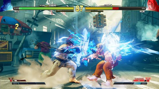 In-Game Ads Quietly Disabled in Street Fighter V After Only Two Weeks