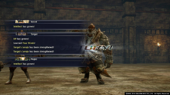 The Last Remnant Remastered Review Levelup