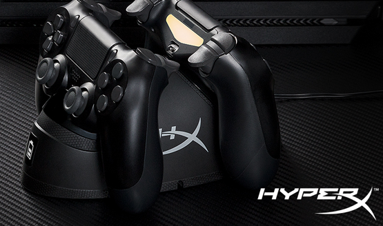 HyperX ChargePlay Duo Review ps4 controller charger dualshock 4